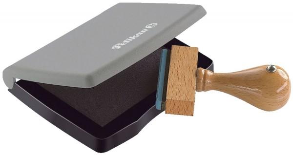 Pelikan® Stempelkissen 3E Kunststoff-Gehäuse, getränkt, 70 x 50 mm, schwarz
