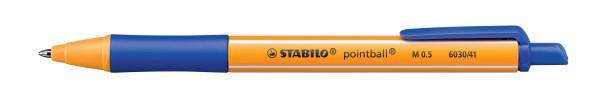 Stabilo® Kugelschreiber pointball, 0,5 mm, grün