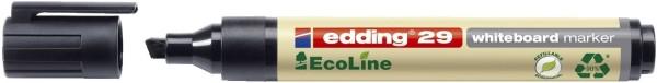 Edding 29 Boardmarker EcoLine - nachfüllbar, 1-5 mm, schwarz