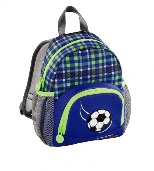 "Step by Step Junior Kindergartenrucksack ""Little Dressy"", Football"