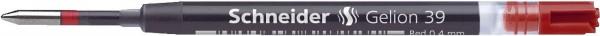 Schneider Gel-Tintenrollermine Gelion 39 - 0,4 mm, rot