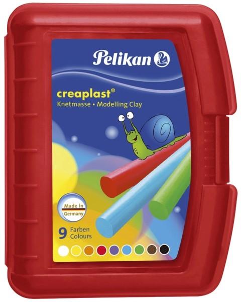 Pelikan® Kinderknete Creaplast rot300g