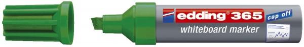 Edding 365 Boardmarker - nachfüllbar, 2 - 7 mm, grün