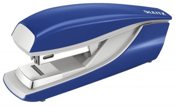 Leitz 5505 Flachheftgerät NeXXt, Kunststoff/Metall, 30 Blatt, blau