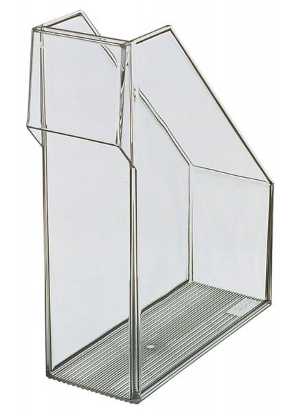 Leitz 2475 Stehsammler Exclusiv, A4, Polystyrol, glasklar