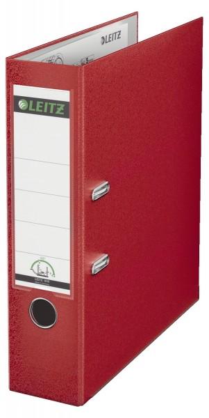 Leitz 1010 Ordner Plastik - A4, 80 mm, rot