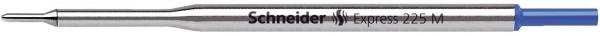 Schneider Kugelschreiber-Großraummine Express 225 - M blau (dokumentenecht)
