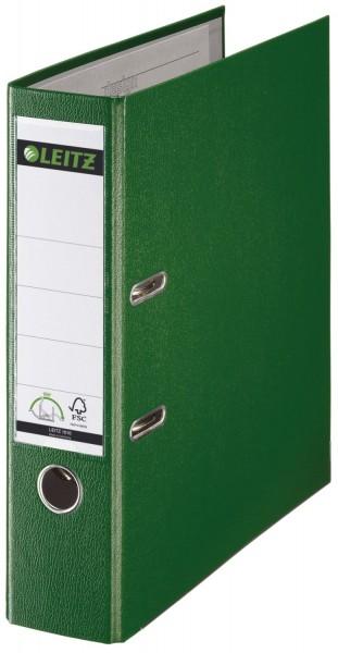Leitz 1010 Ordner Plastik - A4, 80 mm, grün