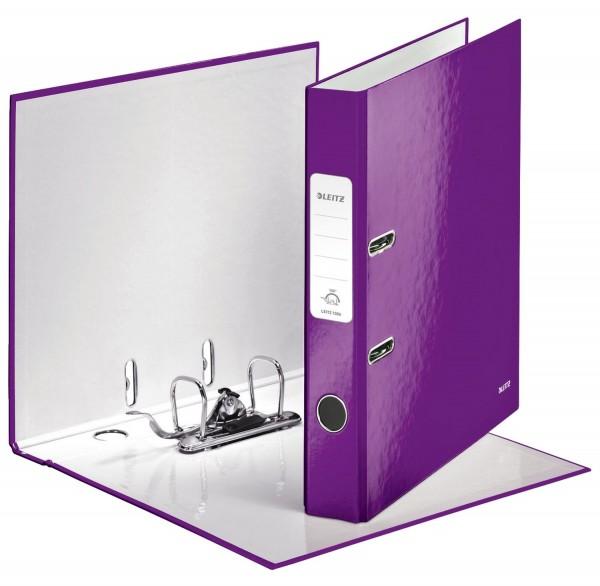 Leitz 1006 Ordner WOW A4 - 50 mm, violett