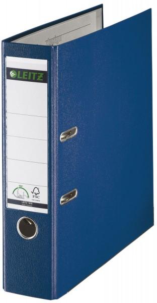 Leitz 1010 Ordner Plastik - A4, 80 mm, blau
