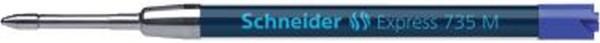 Schneider Großraummine Express 735 - M, blau (dokumentenecht)