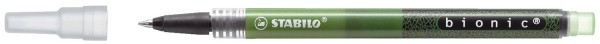Stabilo® Tintenrollermine bionic® RB - 0,4 mm, grün
