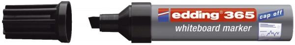Edding 365 Boardmarker - nachfüllbar, 2 - 7 mm, schwarz