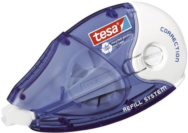 tesa® Korrekturroller Roller Korrigieren ecoLogo, 8,4 mm x 14 m