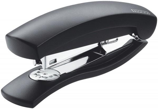 Novus® Heftgerät (Büro) C2 - schwarz, 25 Blatt, 65 mm, schwarz