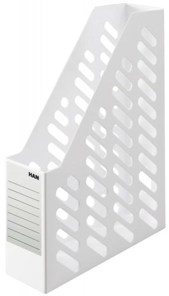 HAN Stehsammler KLASSIK - DIN A4/C4, weiß