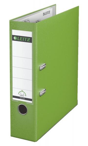 Leitz 1010 Ordner Plastik - A4, 80 mm, hellgrün