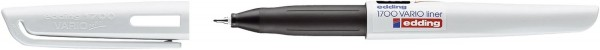 Edding 1700 Vario fineliner, 0,5 mm, schwarz