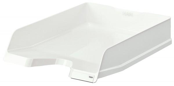 HAN Briefablage VIVA - DIN A4/C4,hochglänzend, stapelbar, weiß