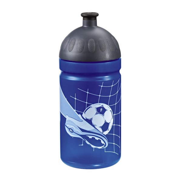 "Step by Step Trinkflasche ""Soccer Team"", Blau"